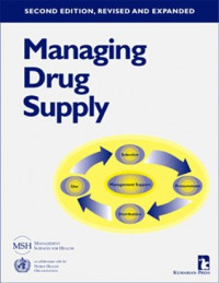 Image of MANAGING DRUG SUPPLAY  Second Edition , REVISED AND EXPANDED